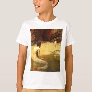 T-shirt Sirène et enfant