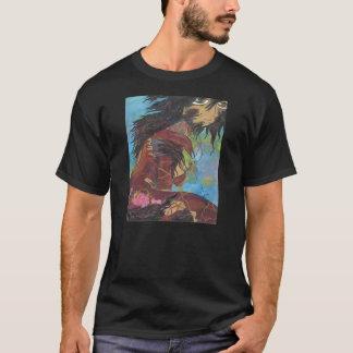 T-shirt Siris dans la transformation - art de couverture