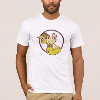 T-shirt siroter l'en public