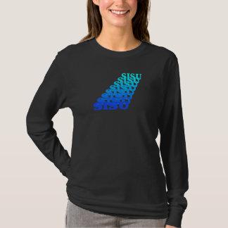 T-shirt SISU complète la nature de ~ et l'esprit des