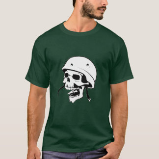 T-shirt Skull War