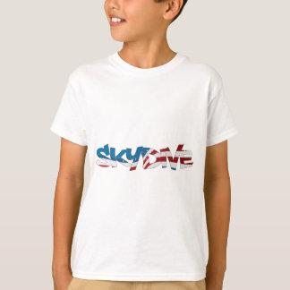 T-SHIRT SKYDIVE ETATS-UNIS