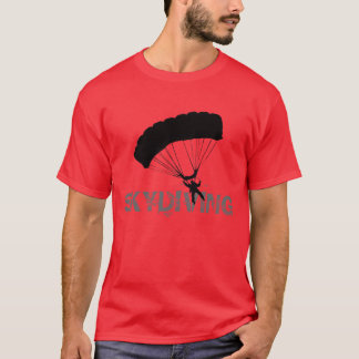 T-shirt Skydiving