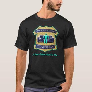 T-shirt Slacker professionnel
