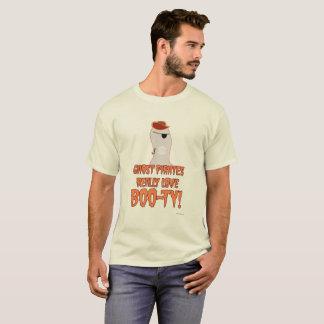 T-shirt Slogan drôle de pirate de fantôme