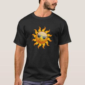 T-shirt smiley du soleil