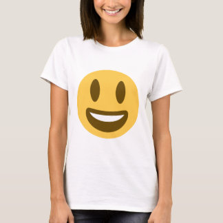 T-shirt Smiley emoji