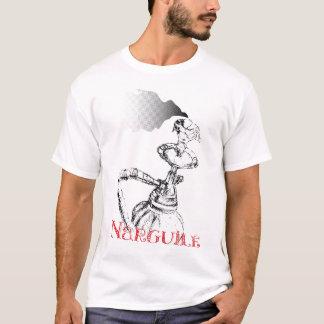 T-shirt Smoke narguilé