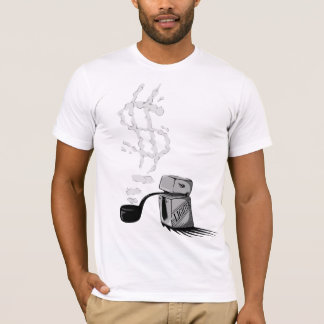 T-shirt smooking