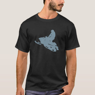 T-shirt Snowmobile