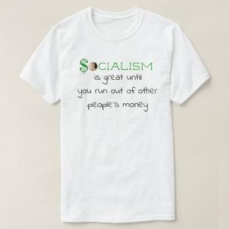 T-shirt Socialisme