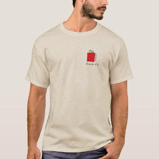T-shirt Société T de boîte Ltd de monstre