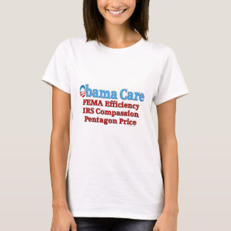 T-shirt Soin d'Obama : Efficacité de FEMA