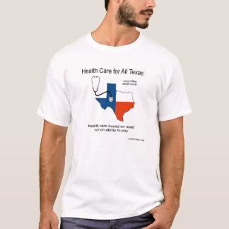 T-shirt Soins de santé pour tout le Texas