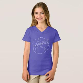 T-shirt Soja de GUAPA - nuages audacieux - W