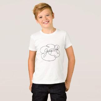 T-shirt Soja de GUAPO - nuages audacieux