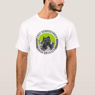 T-shirt SOKA - faire la connaissance seulement juger alors
