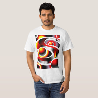 T-shirt SOLARMOON Abstract Art #05