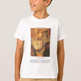 T-shirt Soldat de citoyen de colonel George Washington