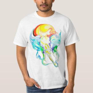 T-shirt soleil d'éléphant
