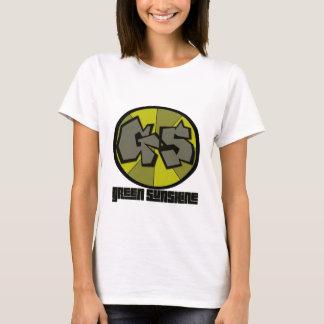 T-shirt Soleil vert Merch