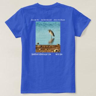 T-shirt Solitude de début de la matinée par le doyen de