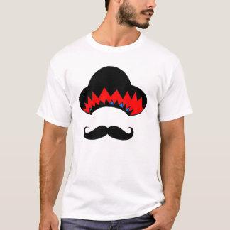 T-shirt Sombrero et le stache