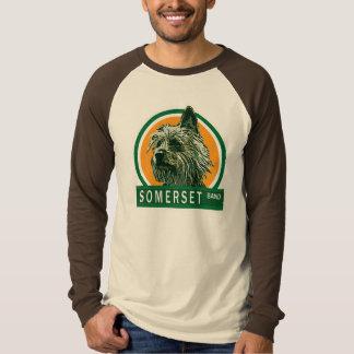 "T-shirt Somerset le raglan des hommes de ""EL Chico"" -"