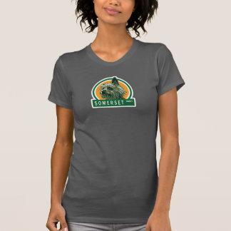 T-shirt Somerset réservoir du balénoptère des femmes de