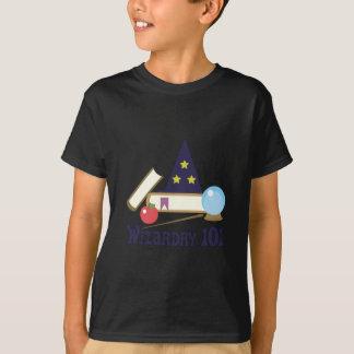 T-shirt Sorcellerie 101