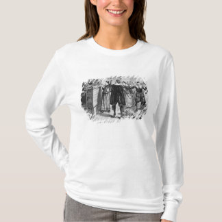 T-shirt Sorcellerie au village de Salem