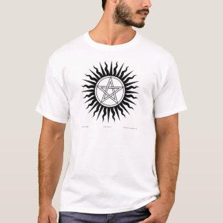 T-shirt Sorcellerie ; Sun a éclaté : Pentegram #2