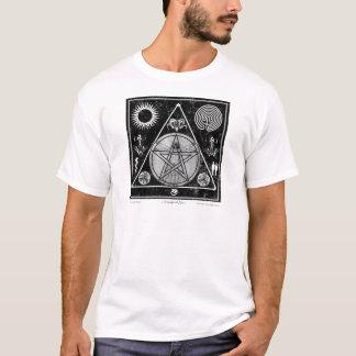 T-shirt Sorcellerie : Une triangle de l'art #5