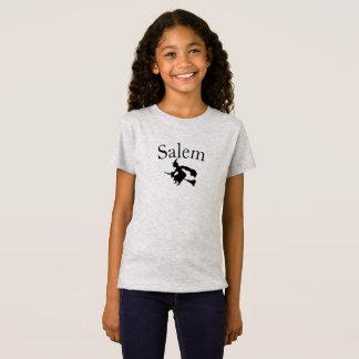 T-Shirt Sorcière de Salem de petite fille/T-shirt de