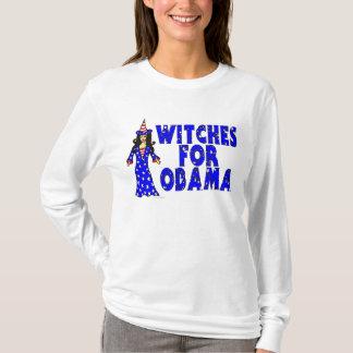 T-shirt Sorcières pour l'amusement Halloween d'Obama