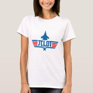 T-shirt Sort de pi