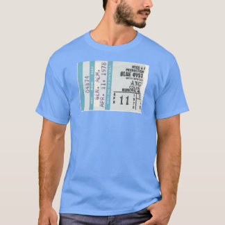 T-shirt Souche d'huître de billet bleu de culte/ange 1978