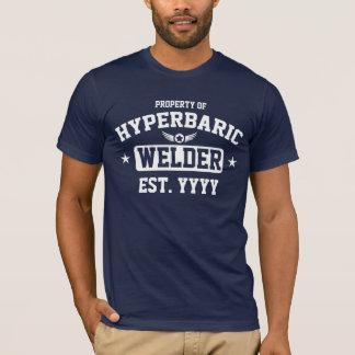 T-shirt Soudeuse de barothérapie (est. L'année est
