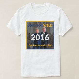 T-shirt Soudure 2016 de Johnson