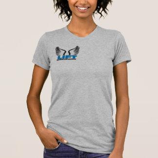 T-shirt Soulevez comme une fille