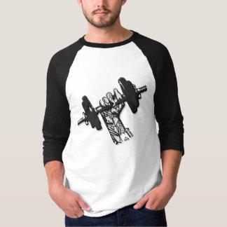 T-shirt Soulevez fier