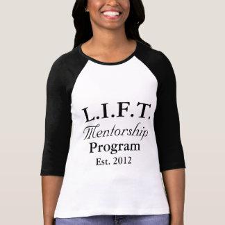 T-shirt SOULEVEZ la chemise de Mentorship de B&W !