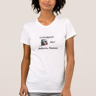 T-shirt Soulevez-moi @KellyG5