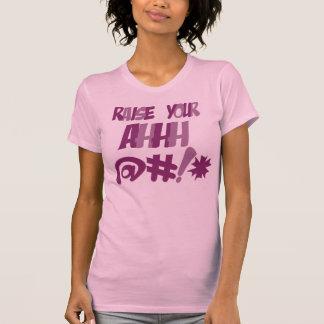 T-shirt Soulevez votre BIP d'Ahhh !