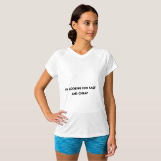 T-shirt Sourire de cinq milles