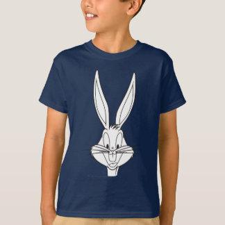 T-shirt Sourire de visage de ™ de BUGS BUNNY