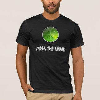T-shirt Sous le radar