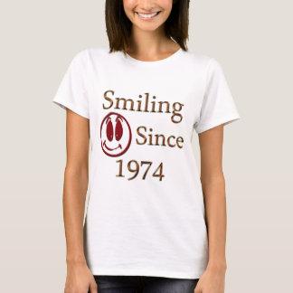 T-shirt Soutenu en 1974