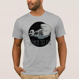 """T-shirt """"Soutenu pour mourir """""""