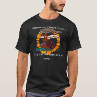 T-shirt Soutien de toutes les familles